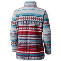 Women's Columbia Plus Size Mountain Side™ Printed Pullover