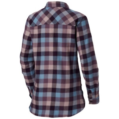 Women's Columbia Simply Put II Flannel Long Sleeve Shirt