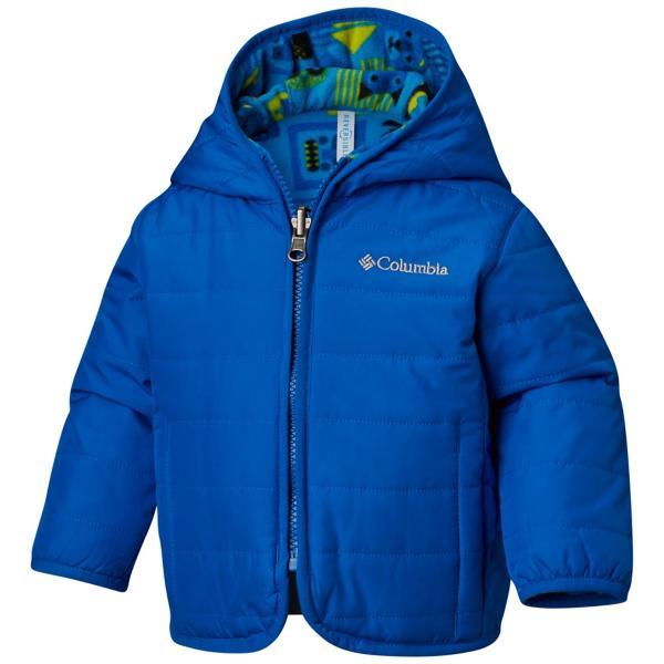 32bdcff80 Infant Boys' Columbia Double Trouble Reversible Jacket