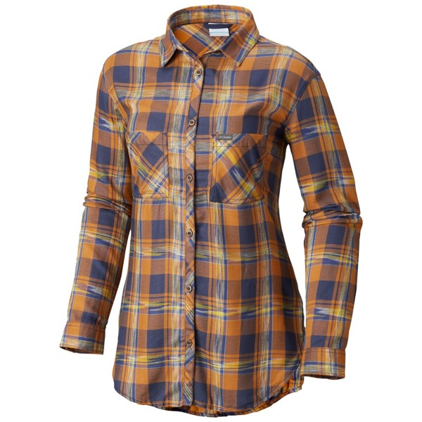 Canyon Gold Plaid