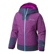 Grade School Girls' Columbia Rad To The Bone™ Jacket