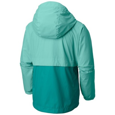 Youth Girls Columbia  Rain-Zilla™ Jacket