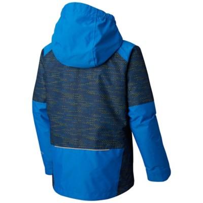 Grade School Boys' Columbia  Whirlibird™ II Interchange Jacket