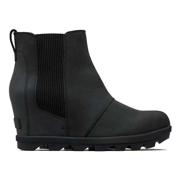 2a3e680ed16d ... Women s Sorel Joan of Arctic Wedge II Chelsea Boots Tap to Zoom  Black