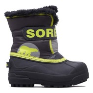 Toddler Boys' SOREL SNOW COMMANDER Winter Boot