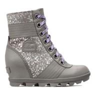 Grade School Girls Sorel Lexie Wedge Boots