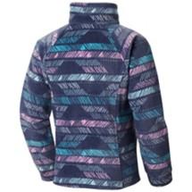 Infant Girls' Columbia Benton Springs II Printed Fleece Jacket