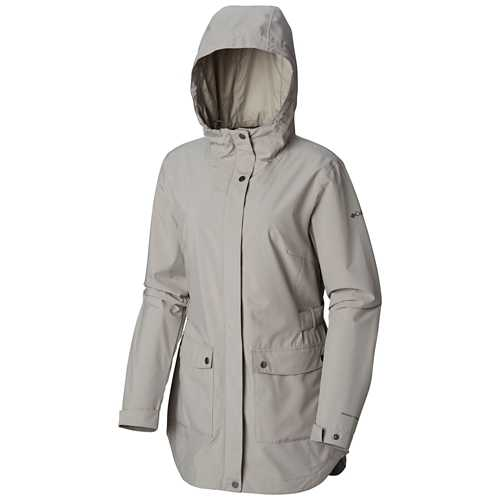 Women's Columbia Here And There Trench Rain Jacket