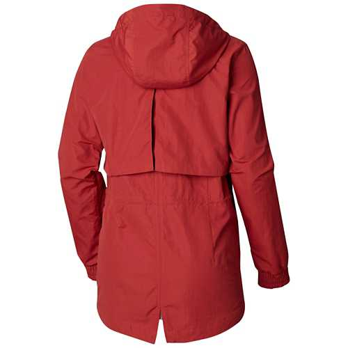 Women's Columbia Plus Size Day Trippin' Rain Jacket