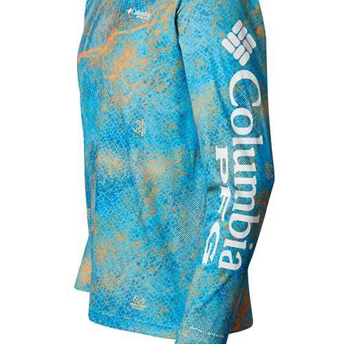Men's Columbia Super Terminal Tackle Long Sleeve Shirt