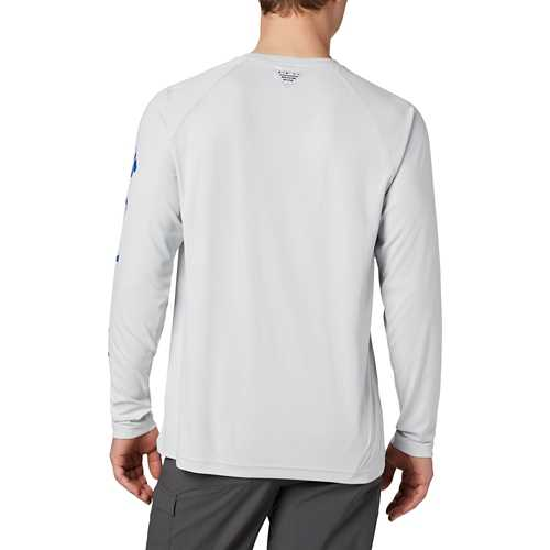 Men's Columbia Terminal Deflector Long Sleeve Shirt