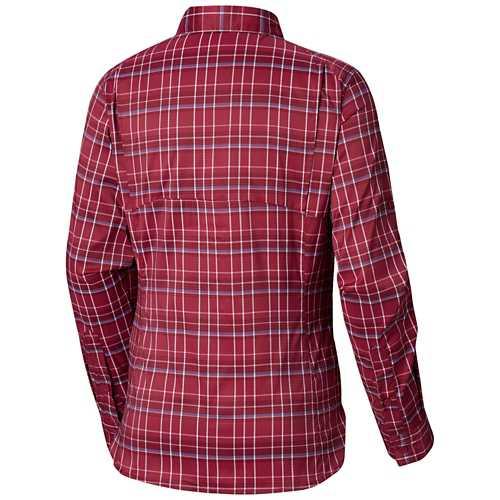 Women's Columbia Silver Ridge Lite Plaid Long Sleeve Shirt