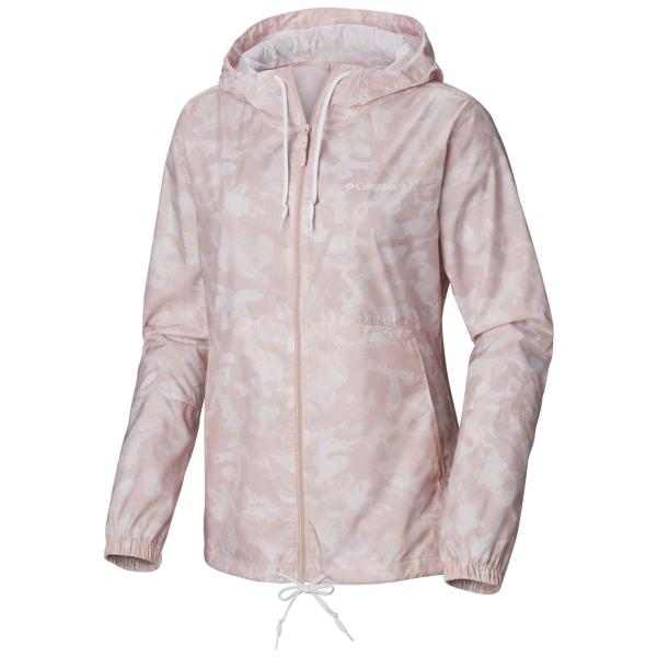 quality design 90418 f7299 ... Women s Columbia Flash Forward Printed Windbreaker Jacket Tap to Zoom   Mineral Pink Camo Print