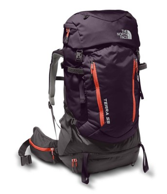 Women's The North Face Terra 55 Backpacking Backpack