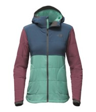 Women's The North Face Mountain Sweatshirt Full Zip Hoodie