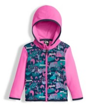 Infant Girls' The North Face Infant Glacier Full Zip Hoodie