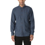 Men's Vans Longden Long Sleeve Shirt