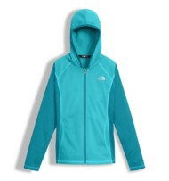Youth Girls' The North Face Tech Glacier Full Zip Hoodie