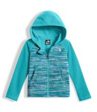 Toddler Girls' The North Face Todd Glacier Full Zip Hoodie