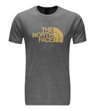 Men's The North Face Short Sleeve Half Dome Tri-Blend Short Sleeve Shirt