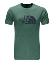 Men's The North Face Short Sleeve Half Dome Tri-Blend Short Sleeve Shirt
