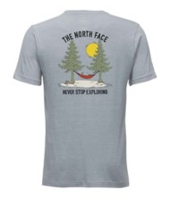 Men's The North Face Tree Tri-Blend Short Sleeve Shirt