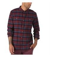 Men's Vans Banfield Flannel Long Sleeve Shirt
