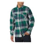 Men's Vans Box Flannel Long Sleeve Shirt