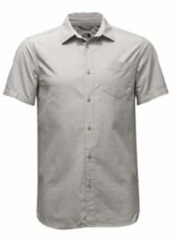 Men's The North Face  Shadow Gingham Short Sleeve Shirt