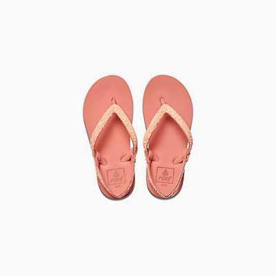 Toddler Girls' Reef Little Stargazer Sandals