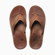 Men's Reef Voyage Lux Flip Flop Sandals