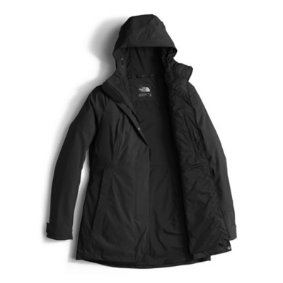 Women's The North Face City Midi Trench