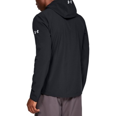 Youth Boys Under Armour Outrun The Storm Jacket