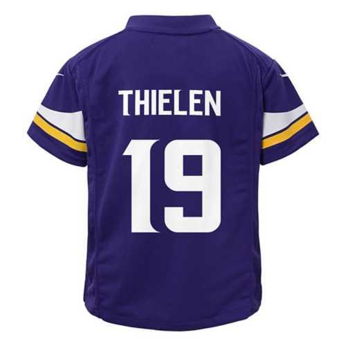 Toddler Nike Minnesota Vikings Adam Thielen Game Jersey