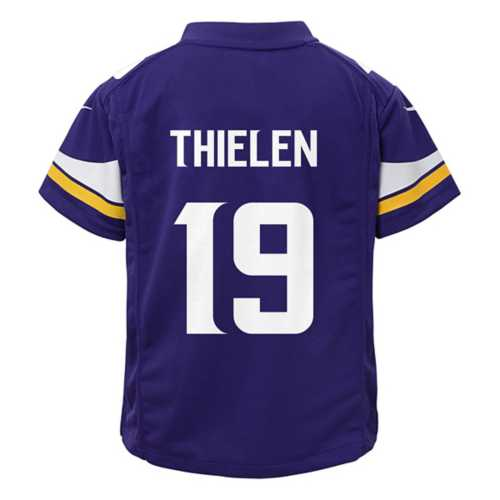 Infant Nike Minnesota Vikings Adam Thielen Game Jersey