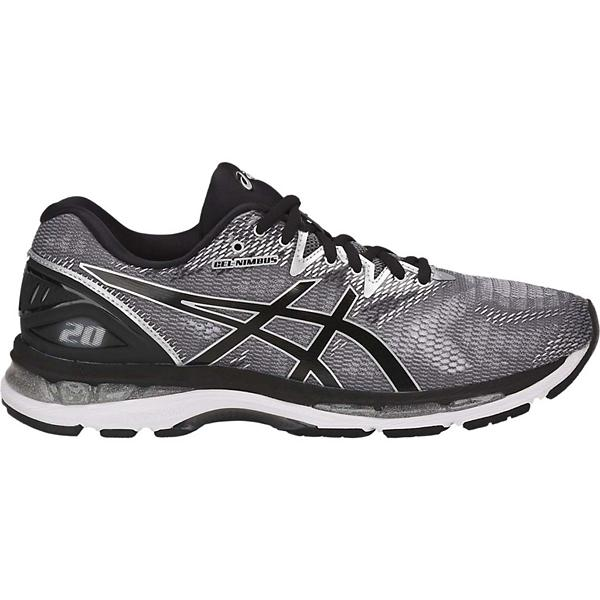 d3c1041fccd3 ... Men s ASICS Gel-Nimbus 20 Running Shoes Tap to Zoom  Carbon Black Silver