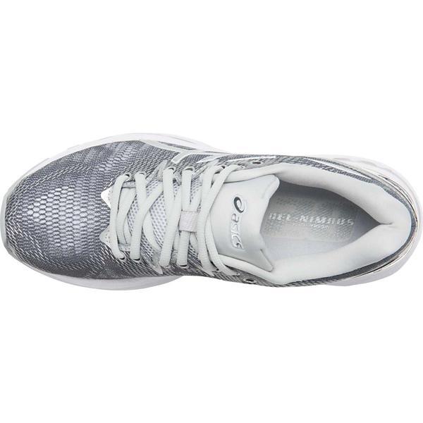 afb2699a4 Women s ASICS Gel-Nimbus 20 Platinum Running Shoe