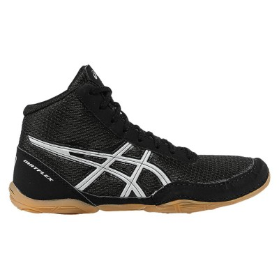 Grade School Boys' ASICS Matflex 4 Wrestling Shoes