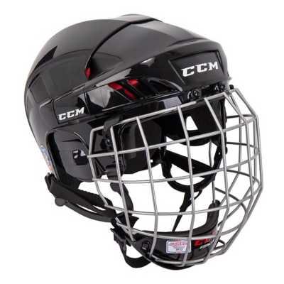 Junior CCM 50 Hockey Helmet Combo