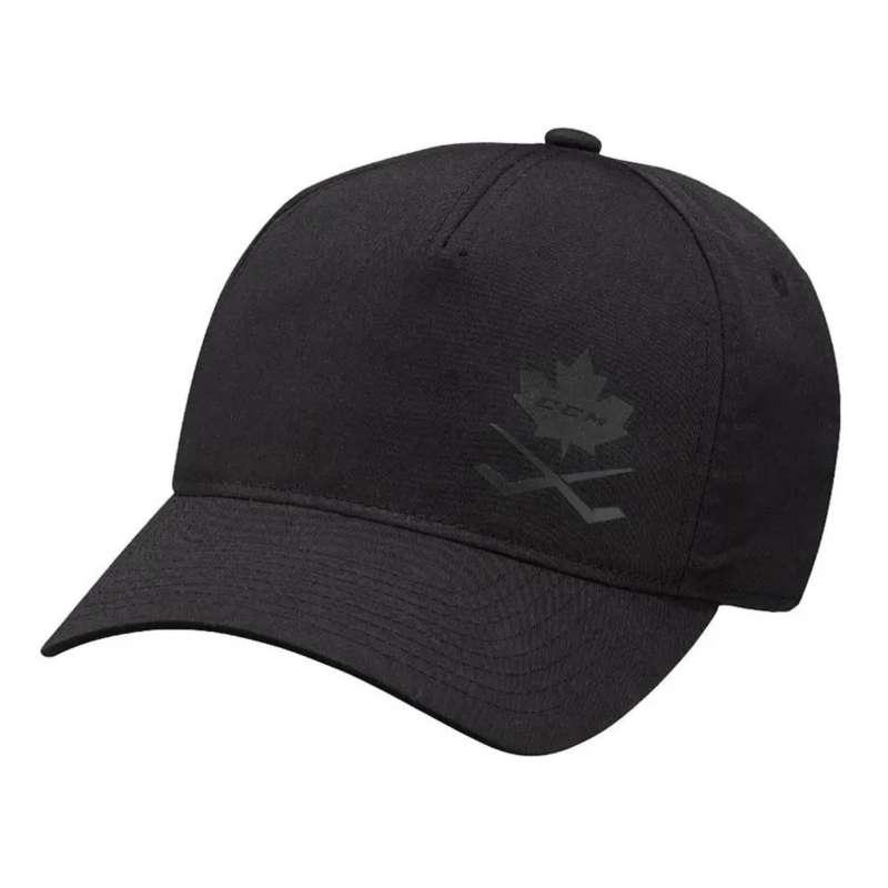 Adult CCM Blackout Trucker Hat