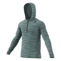 Men's adidas Ultimate Tech 1/4 Zip Hoodie