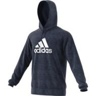 Men's adidas Team Issue Logo Fleece Pullover Hoodie