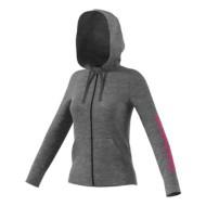Women's adidas Essentials Linear Full Zip Hoodie
