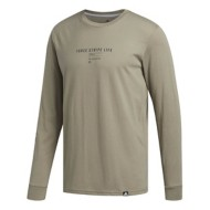 Men's adidas 3 Stripe Life International Long Sleeve Shirt