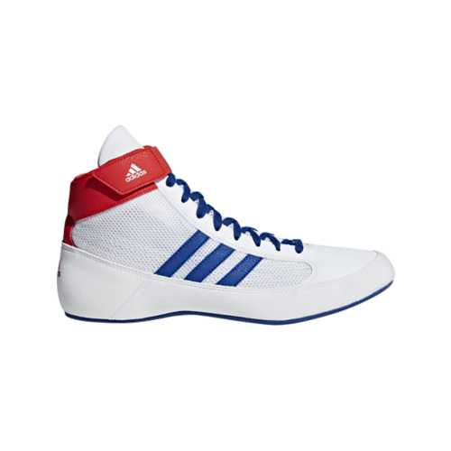 Footwear White/Collegiate Royal/Active Red