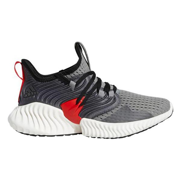 3143f631e ... adidas Alphabounce Instinct Running Shoes Tap to Zoom  Grey Black Red