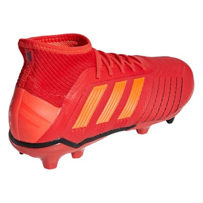 Youth adidas Predator 19.1 Firm Ground Soccer Cleats