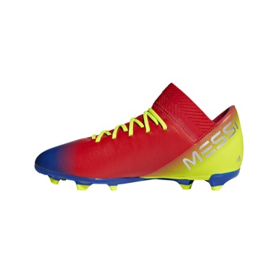 6e3ee8ac1999 Preschool Boys' adidas NEMEZIZ MESSI 18.3 FG Soccer Cleats | SCHEELS.com