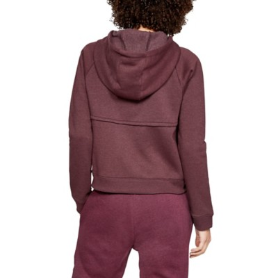 Women s Under Armour Rival Fleece Full-Zip Hoodie dc545fa9bc