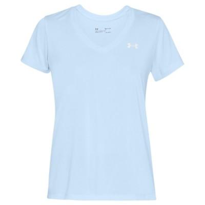 Women's Under Armour Twist Tech V-Neck T-Shirt